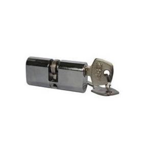 Cilindro Mgm Monobloco Preto Com 2 Chaves