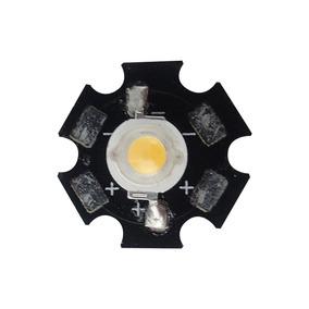 Led Chip (p14) Pcb Blanco Blanco 3w 130-150lm