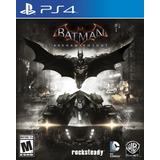 Batman Arkham Knight Ps4 Nuevo Original Domicilio