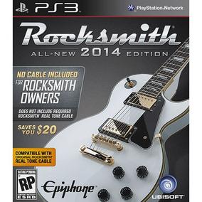 Rocksmith 2014 - 7 Músicas Extras (dlcs) - Ps3 - Psn