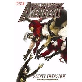 Marvel The Mighty Avengers - Secret Invasion - Volume 4