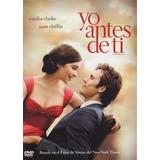 Yo Antes De Ti Emilia Clarke Pelicula Dvd