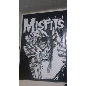 Poster Misfits Importado Eua 61x91