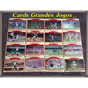 16 Cards Ping Pong Grandes Jogos