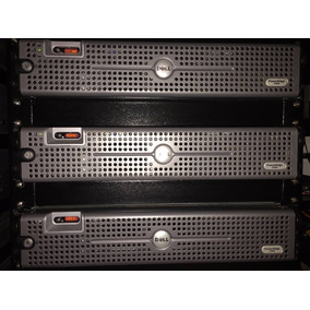 Dell Poweredge 2950 - 2x Quad 2.3ghz 32gb Memoria