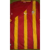 Camisa De Gana Copa 2010 - Futebol no Mercado Livre Brasil 2b53ca4d393ff