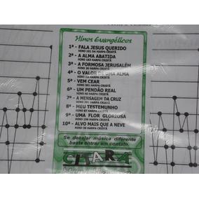 Coletânea Harpa Cristã Nº 05 Com 10 Partituras Para Cítara