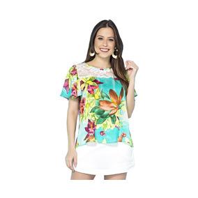 Blusa Cacau - Camisetas e Blusas no Mercado Livre Brasil ab9f372835