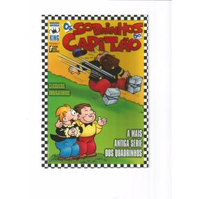 Os Sobrinhos Do Capitao Vol 01 - Opera - Bonellihq Cx435 H18