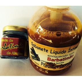 Barbatimão Pomada (hpv) E Sabonete Líquido Barbatimão (hpv)