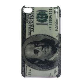 Capa Dollar Dolar Apple Ipod 4 Geração Pelicula Gratis