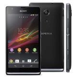Seminovo - Smartphone Xperia Sp - Preto - Excelente