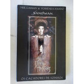 Sandman Caçadores De Sonhos! Conrad Jan 2001! 1ª Edição!