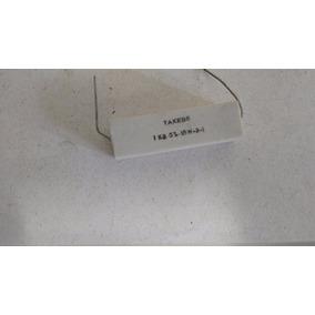 5 X Resistor Porcelana Ceramico Takebo 15w 1k8 5%