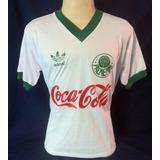 Camisa Palmeiras Retro Adidas Coca Cola - Camisas de Times ... 30ea83941513a