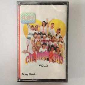 Chiquititas Vol 3 - Cassette Sellado Romina Yan