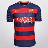 2016 Camisa Barcelona 2015 - Camisa Barcelona Masculina no Mercado ... 543d667c03337