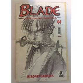 Blade - A Lâmina Do Imortal Nº 1 Conrad 2004