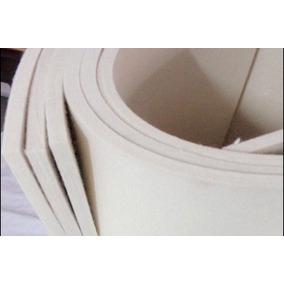 Feltro Branco Meio Duro 5,0 X 300 X 1600mm