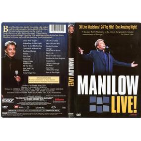 Manilow Barry - Live! Dvd W