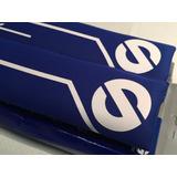 Protector Cinturon Seguridad Azul Auto Sparco .x2 P20