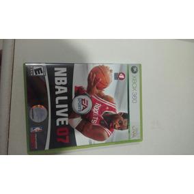 Jogo Nba Live 07, Xbox 360