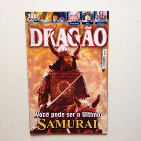 Revista Rpg Dragão Samurai Você Pode Ser O Último Nº 102