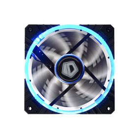 Cooler Fan 120mm Id-cooling Cf12025 Led Circ Pwm