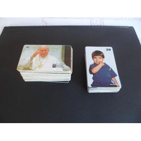 Lote De 159 Cartões Telefônicos Diversos