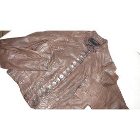 Chamarra Gucci Clon Hombre Piel - Chamarras de Mujer en Mercado ... 9ff7379c1ca
