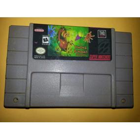 Jogo Timon & Pumbaa´s Jungle Games Super Nintendo - Snes