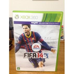 Fifa 14 Xbox 360 Original Completo Ptbr