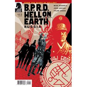Dark Horse B.p.r.d. Hell On Earth - Russia - Volume 1