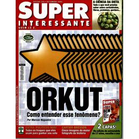 Revista Super Interessante N 204 Setembro2004 Perfeitoestado