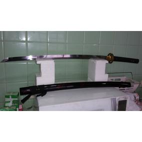Espada Samurai Katana Aço Carbono 1095