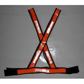 Colete Refletivo X Sinalizador Fluorecente