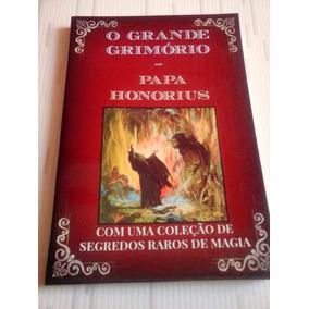 O Grande Grimório Do Papa Honório, Frete Grátis, Goetia!