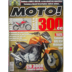 *rev.moto! Xre300/cb300r/xvs950*