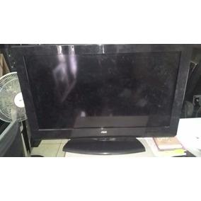 Carcaça Tv Aoc D32w931 (só As Partes Plasticas)