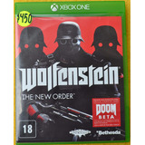 Wolfenstein The New Order Xbox One* Play Magic