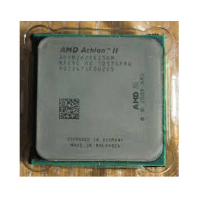 Athlon Ii 2 64 X2 260 3.2ghz Socket Am3 Dual Core E Garantia