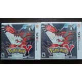 Pokemon Y 3ds Nuevo Sellado