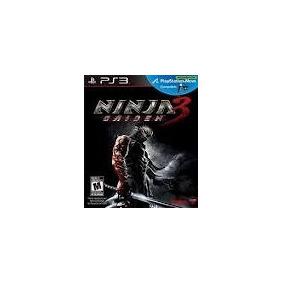 Ninja Gaiden 3 Ps3 Midia