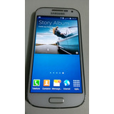 Celular Samsung S4 Mini I9192 Defeito Falante Usb Camera 13