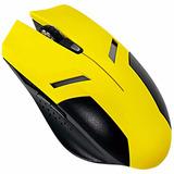Mouse Gaming Óptico 2400dpi C/ Led Azul 6 Botões Bright 0375