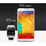 Samsung Galaxy Note 3 N9005 4g Lte + Reloj Gear 2 Neo $3,700