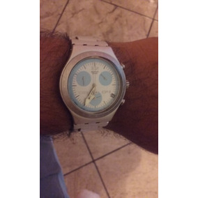 59221fc8897 Relogio Swatch Wealthy Star Yos401g. 1. Usado · Relógio Swatch Usado. R  550