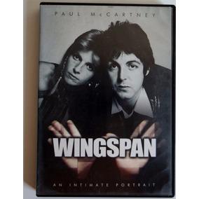 Dvd - Paul Mccartney - Wingspan, An Intimate Portrait