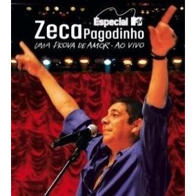 cd zeca pagodinho uma prova de amor 2008