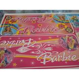 Adesivo Para Bicicleta Infantil Barbie